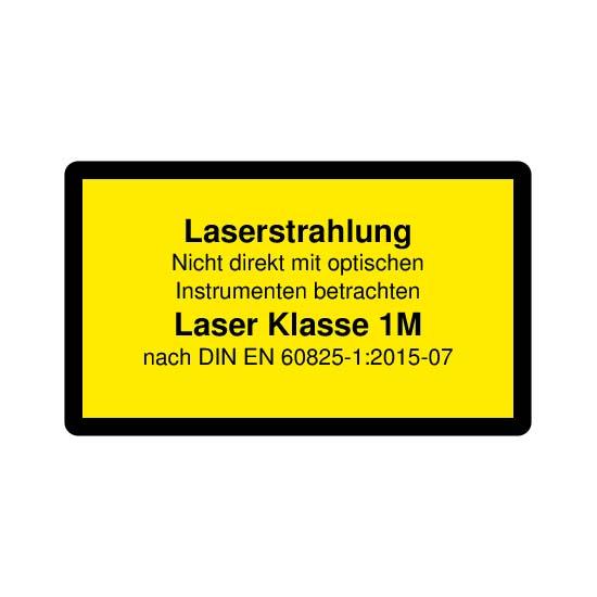 Picotronic LABEL-DIN-CLASS1M-DE