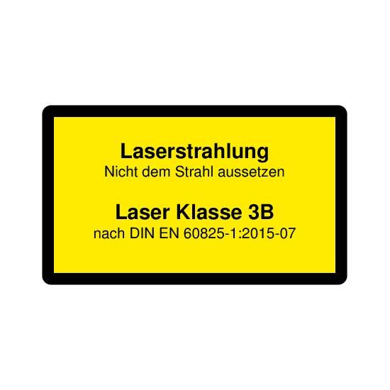 Picotronic LABEL-DIN-CLASS3B-DE
