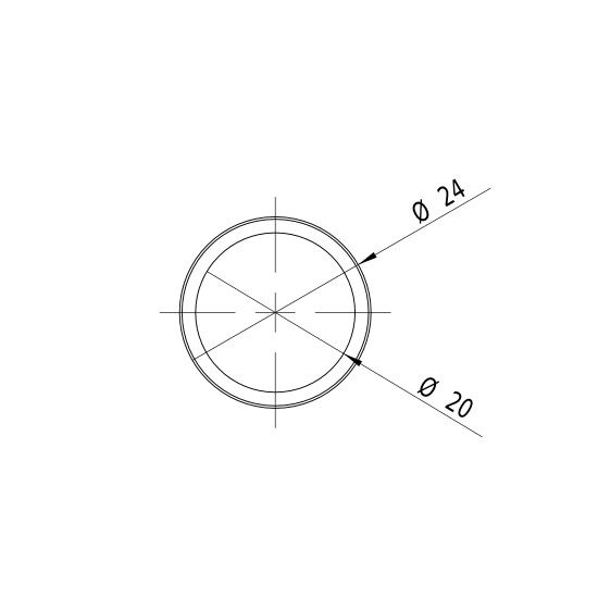 Picotronic E658-1-3(24x96)-F500
