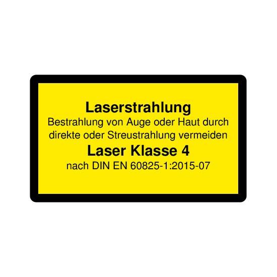Picotronic LABEL-DIN-CLASS4-DE