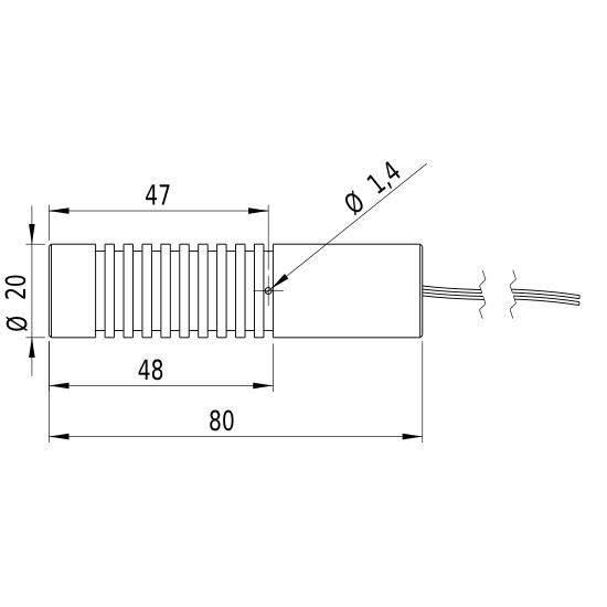 Picotronic DD532-5-3(20x80)