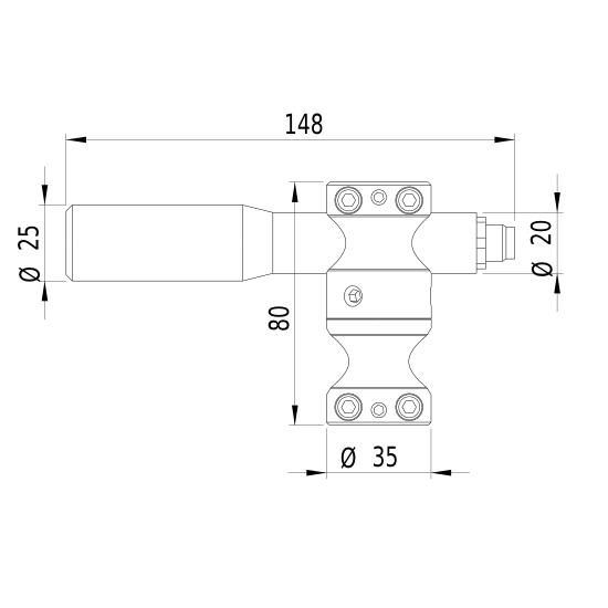 Picotronic Laser LD532-20-24(20x135)-M12