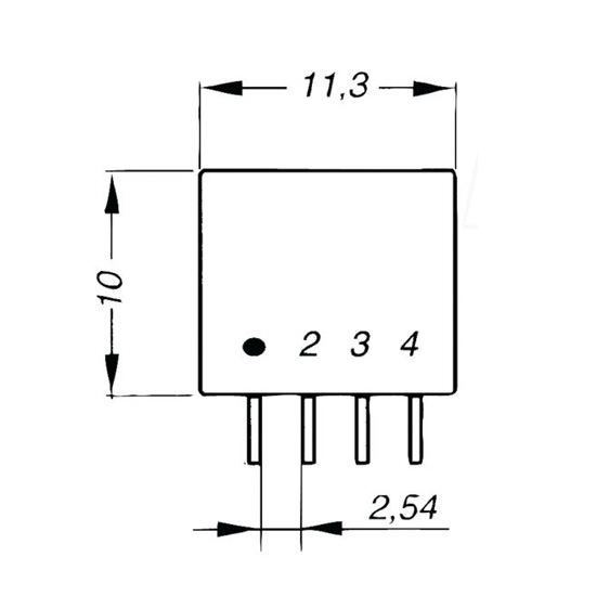 Picotronic AM1-2403SZ
