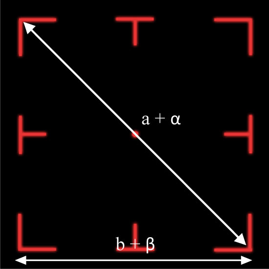 Picotronic Laser DOE234-635-5-6(10x22)-F300