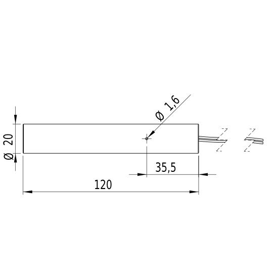 Picotronic E658-20-3(20x120)APT15