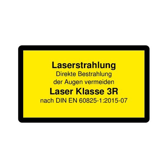 Picotronic LABEL-DIN-CLASS3R-DE