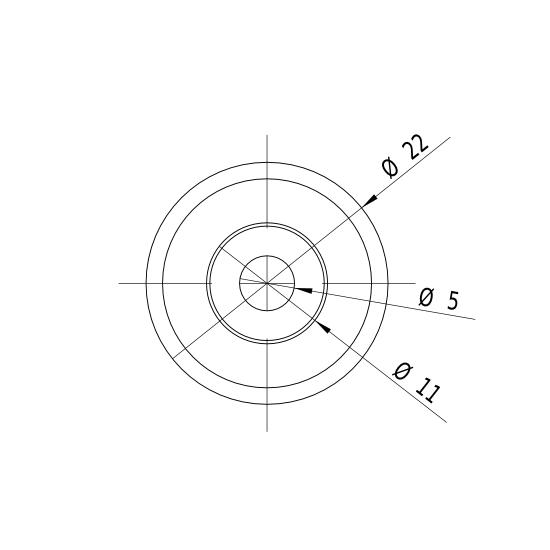 Picotronic DH808-200-3(22x65)