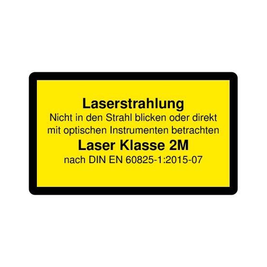 Picotronic LABEL-DIN-CLASS2M-DE