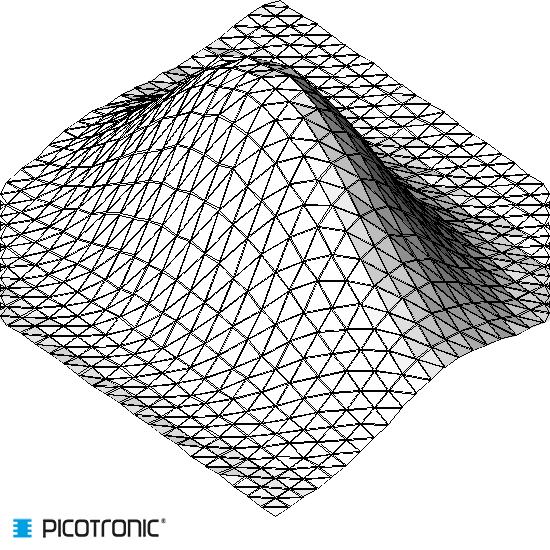 Picotronic Laser DB635-1-3-FA(14x45)-F10000
