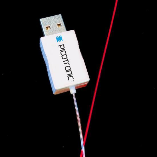 Picotronic F638-1-5(18x39x11)-USB-FIBER1000