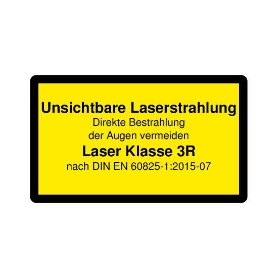 Picotronic LABEL-DIN-CLASS3R-IR-DE