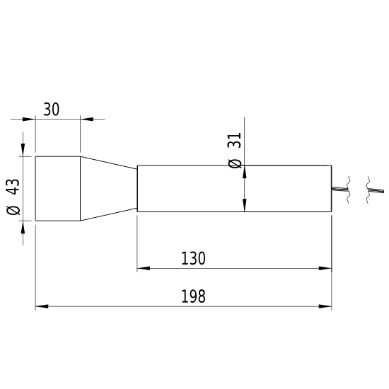 Picotronic E532-5-3-30(43x200)