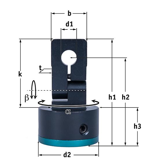 Picotronic MULTI-MOUNT-06(45x75)
