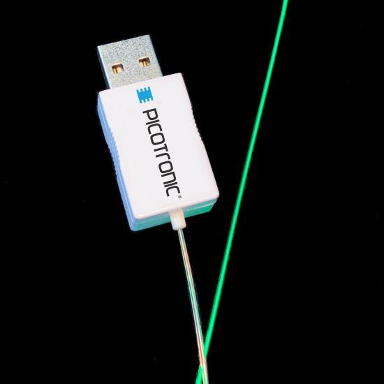 Picotronic F520-1-5(18x39x11)-USB-FIBER1000