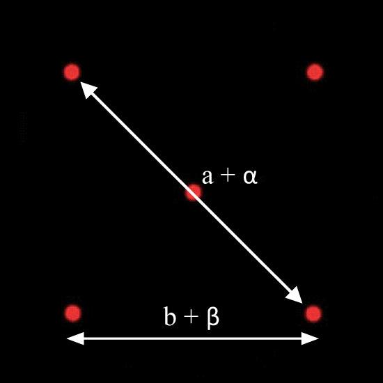 Picotronic Laser DOE223-635-5-5(10x24)-ADJ