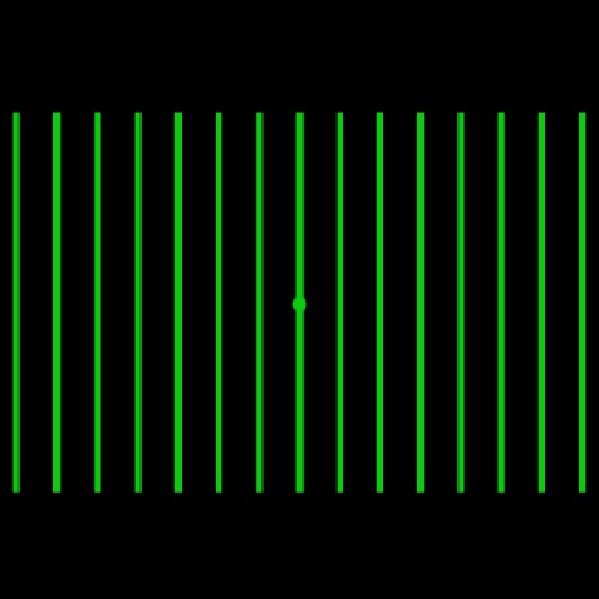 Picotronic Laser DOE350-520-5-3-F(16x65)-QCW