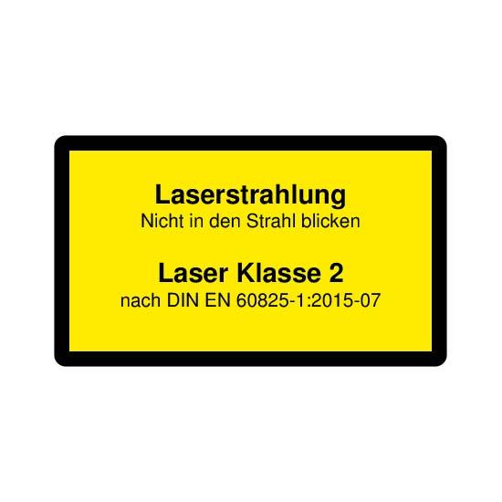 Picotronic LABEL-DIN-CLASS2-DE