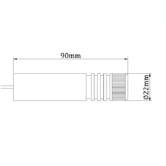 Picotronic LH660-10-5(22x90)110-F1500