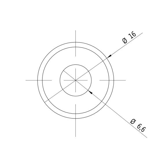 Picotronic Laser CB635-5-6(16x45)-F500-PL-C1000