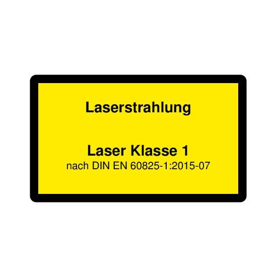 Picotronic LABEL-DIN-CLASS1-DE