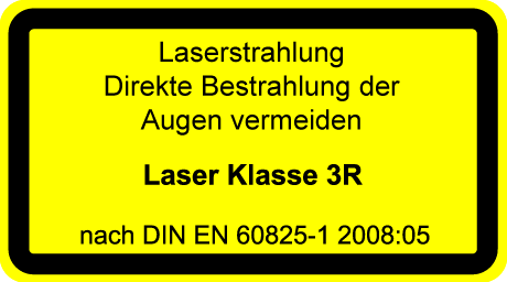 Picotronic Laser MEJ658-100-5(9.5x23)-PL