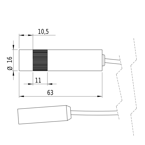 Picotronic DD532-1-3(16x62)-DOE-C